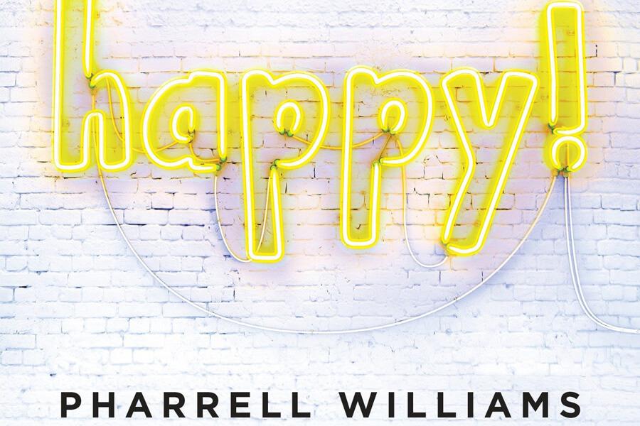 pharrell williams kids book