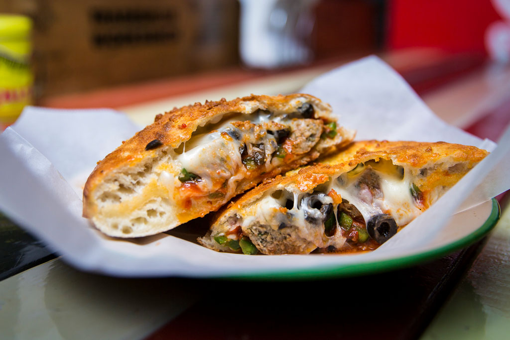 calzone super bowl best party foods