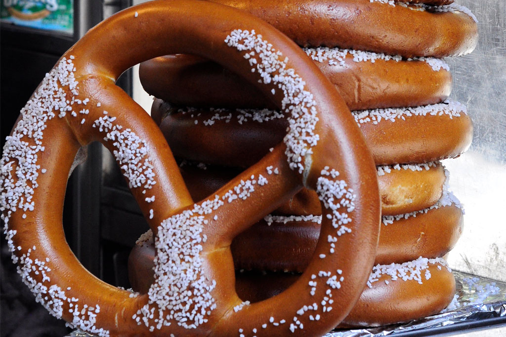 soft pretzel super bowl best party foods