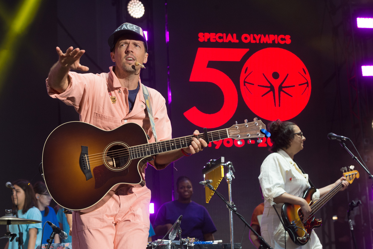 Special Olympics 50th Anniversary Celebration Concert
