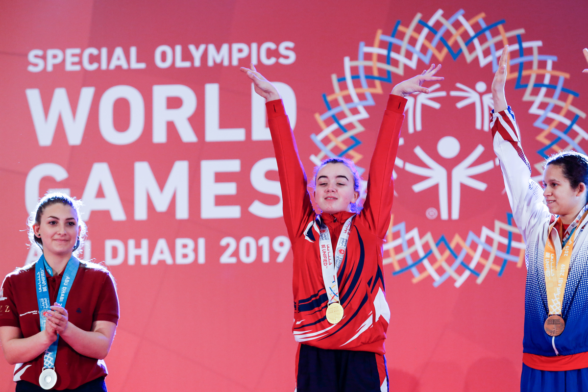 Opening Ceremony Of Special Olympics 2019 In Abu Dhabi