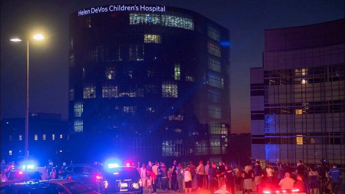 Project Night Lights Helen Devos Childrens Hospital
