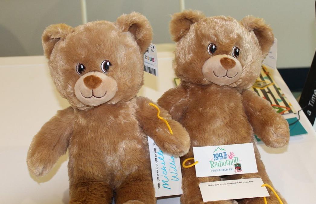 build-a-bear aids hospital kids
