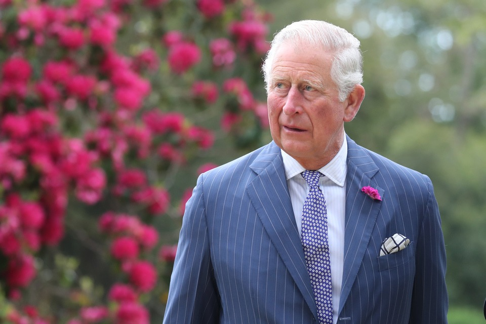 Prince Charles, Prince of Wales visits the National Botanic Gardens