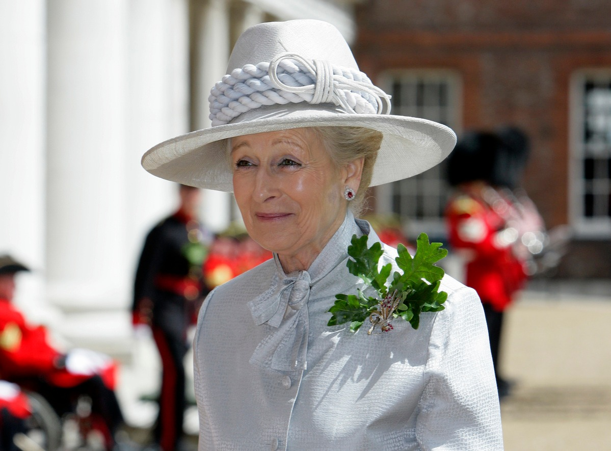 Princess Alexandra of Kent attends the annual Founders Day Parade
