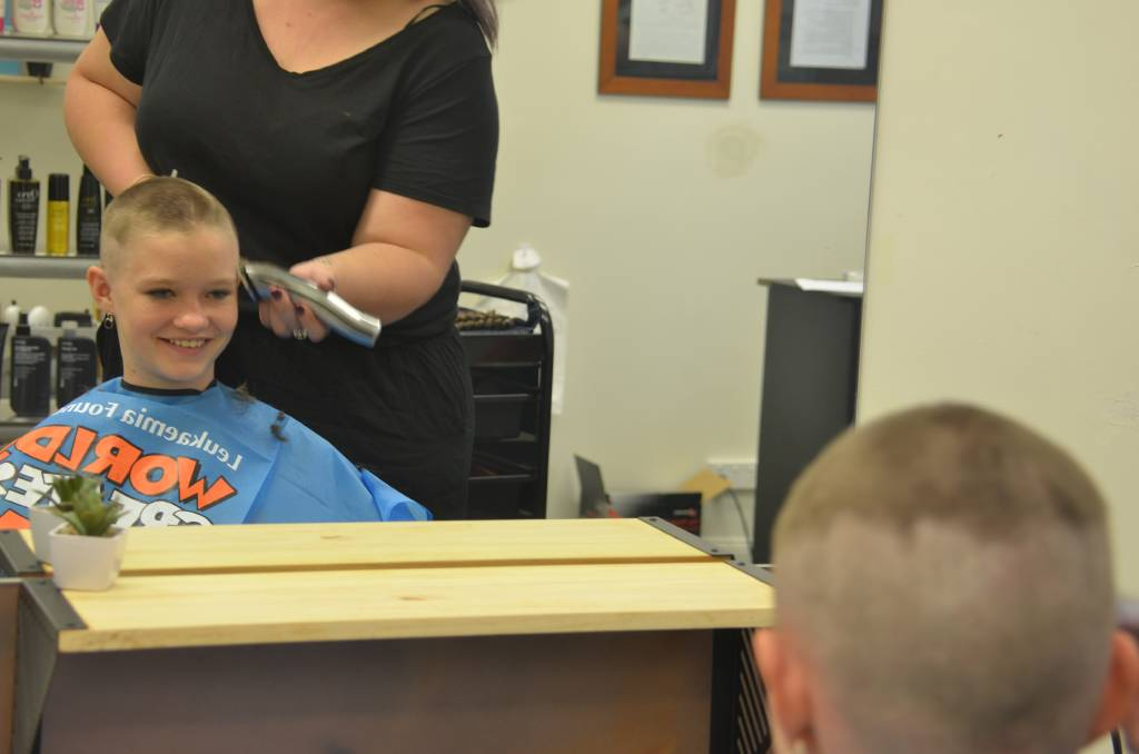 shaving head process