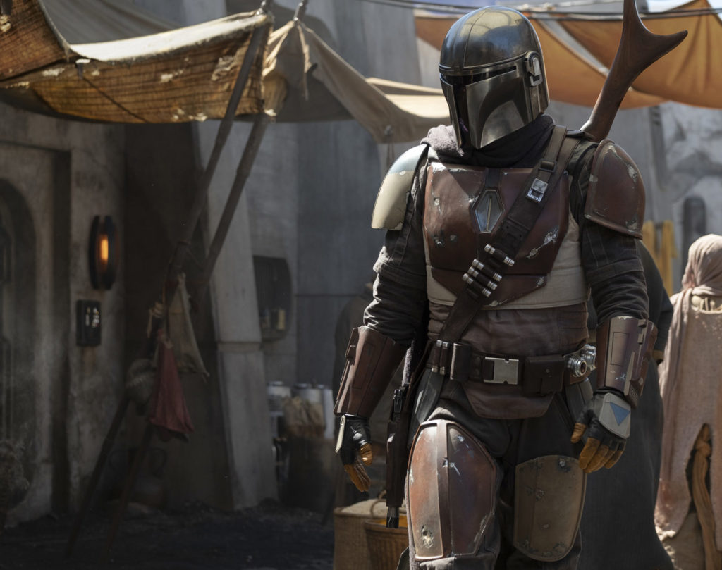The Mandalorian - directed by jon favreau