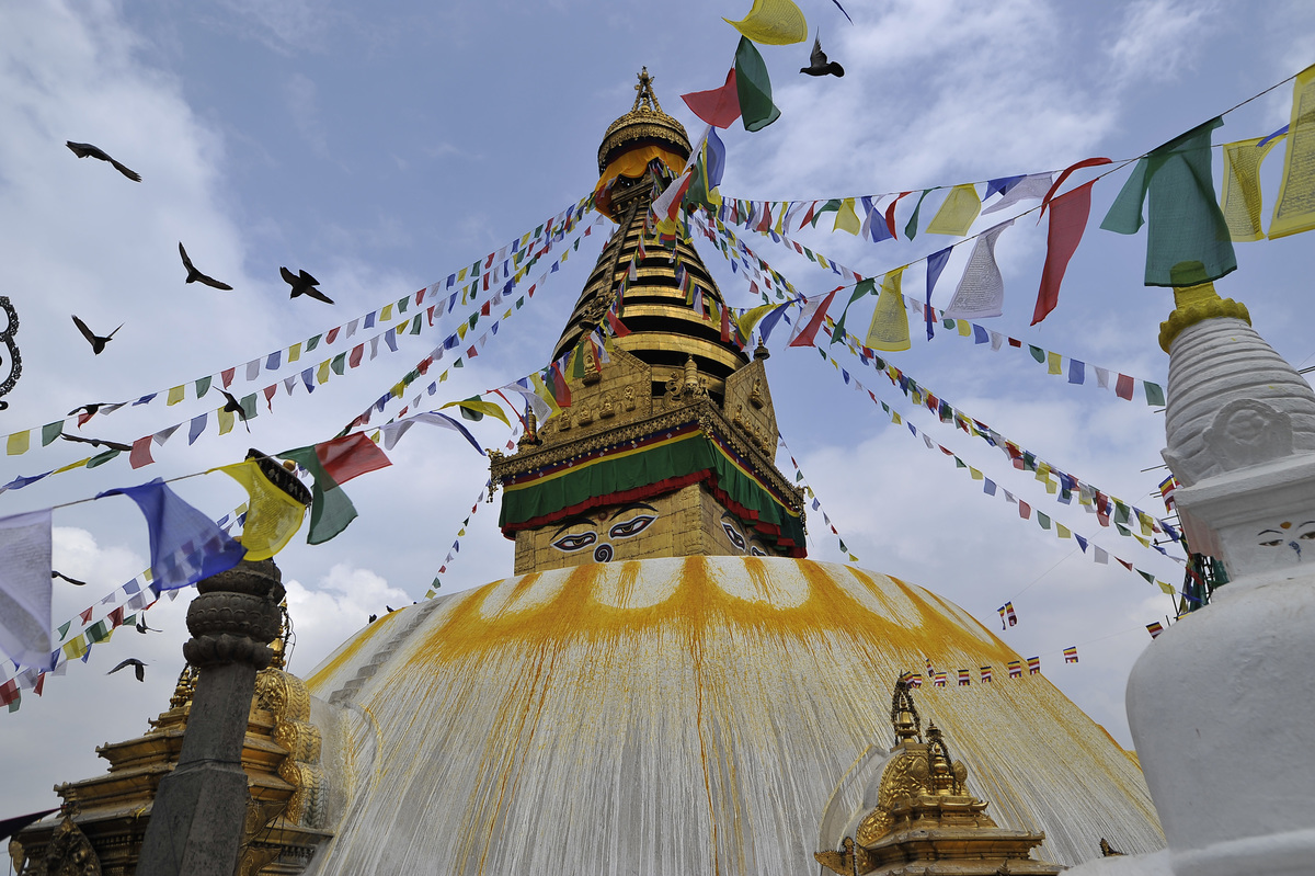 Buddha Purnima festival celebrated in Nepal