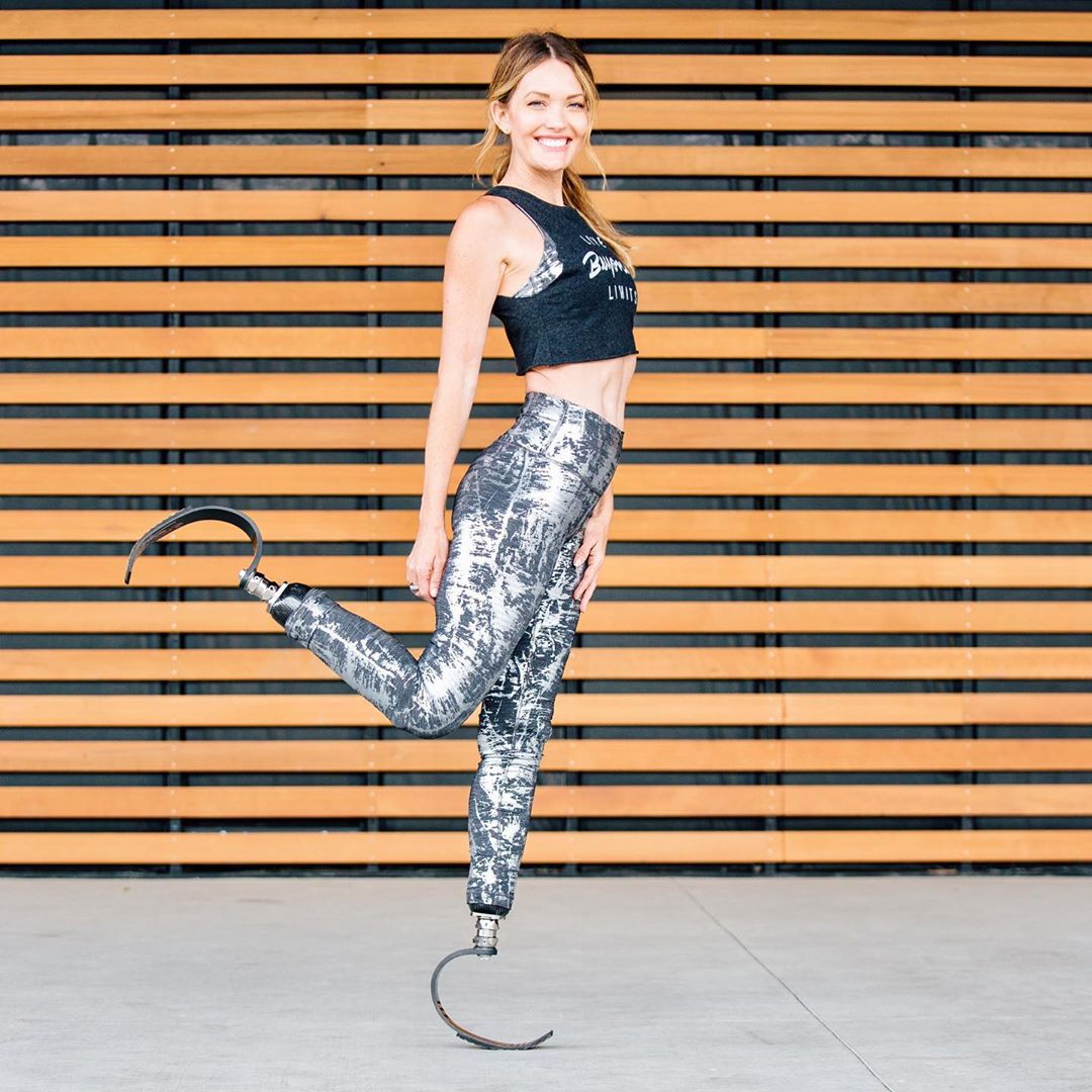 Amy Purdy olympian and motivational