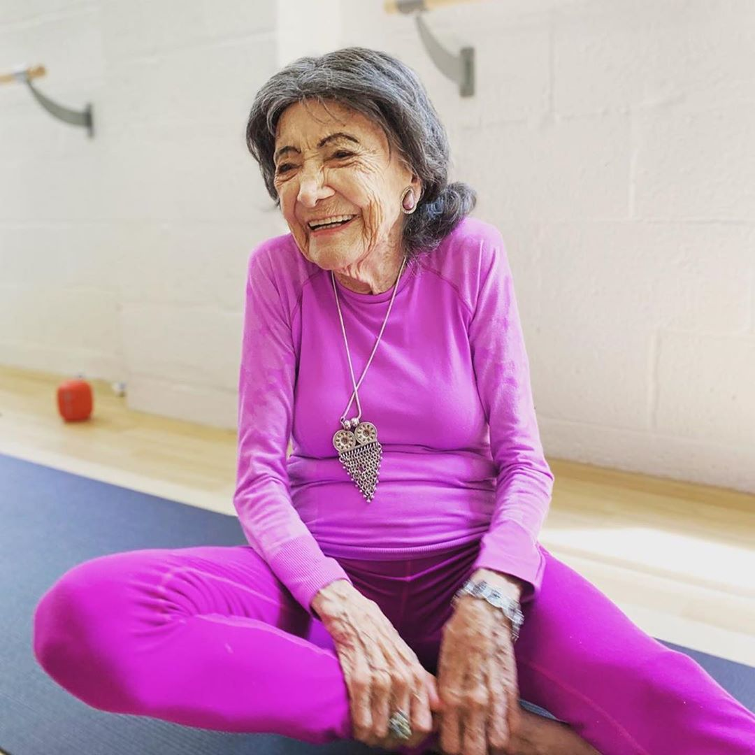 100 year old yogi Tao
