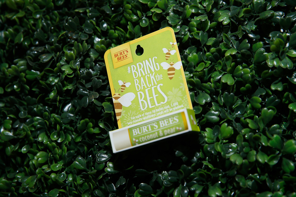 #BringBackTheBees Burt's Bees 2017