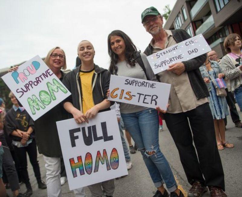 Toronto Pride - CISter