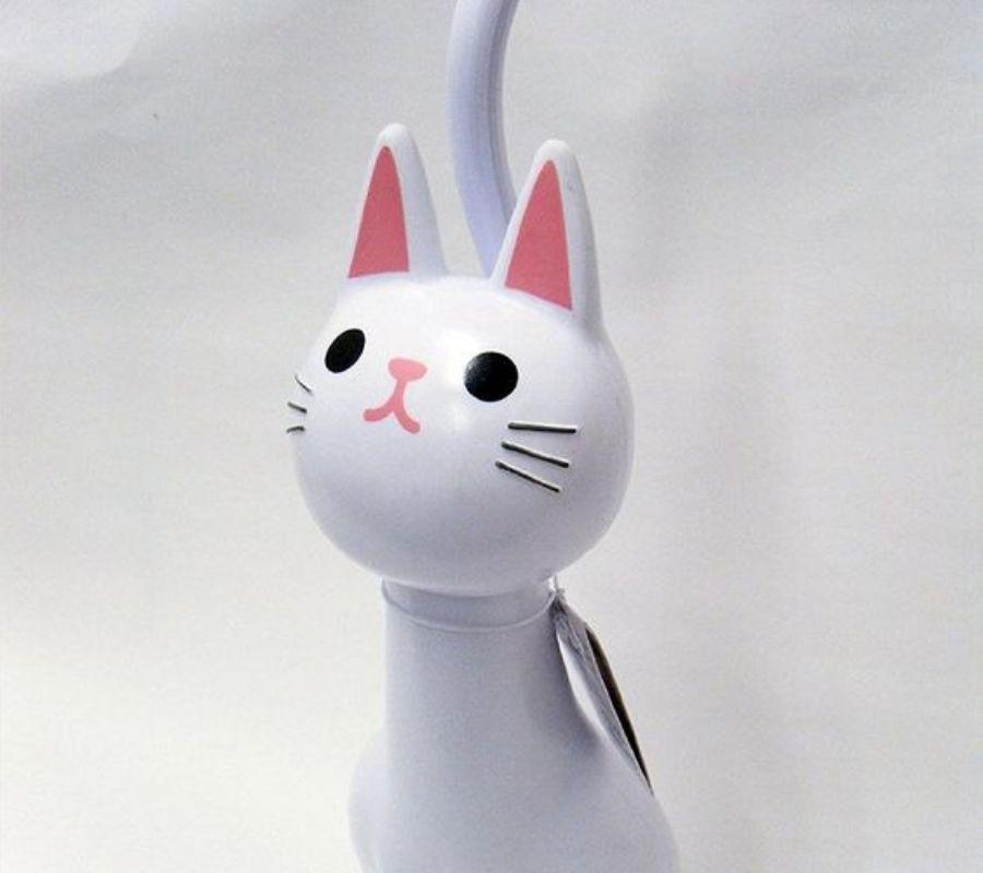 cat toilet brush cute stand