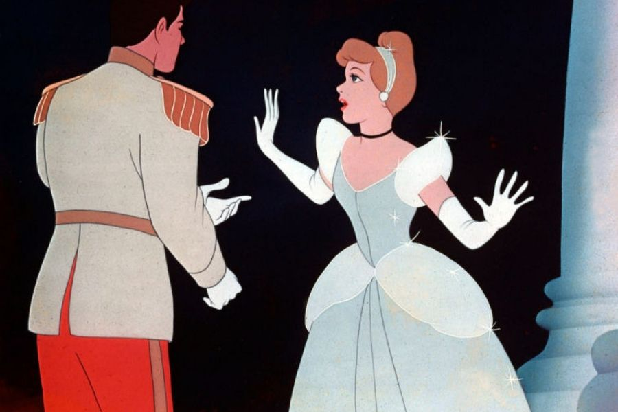 cinderella and the prince disney