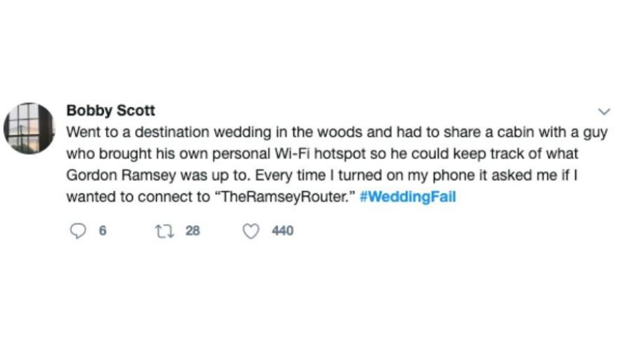 bobby scott tweet the ramsey router