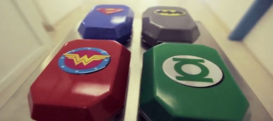 superhero chemotherapy covers batman superman green lantern wonderwoman chemo