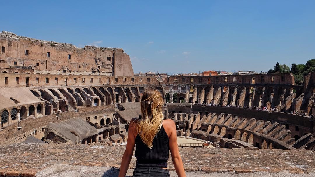 Roma ruins - Lexie Alford