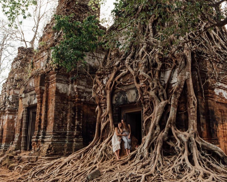 Angkor, Siem Reap, Cambodia - Lexie Alford