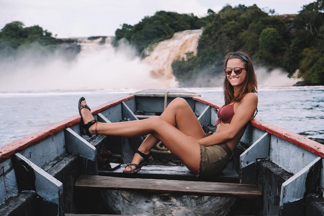 Angel Falls, Venezuela - Lexie Alford