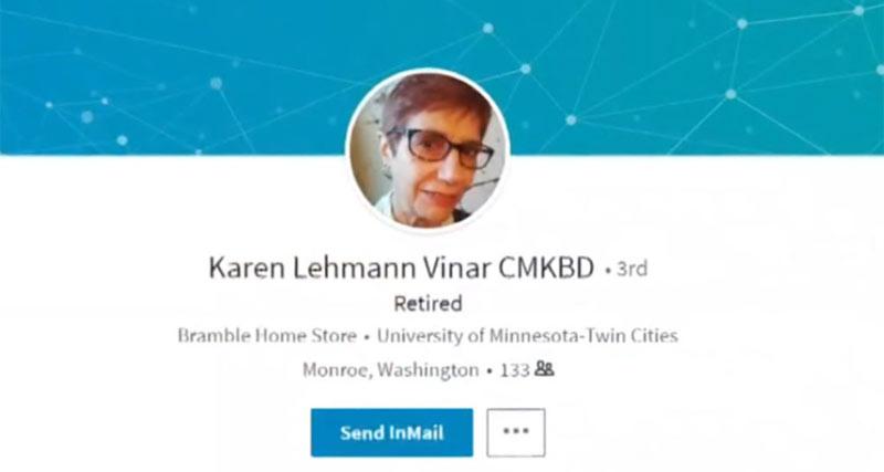 karen lehmann's linkedin profile