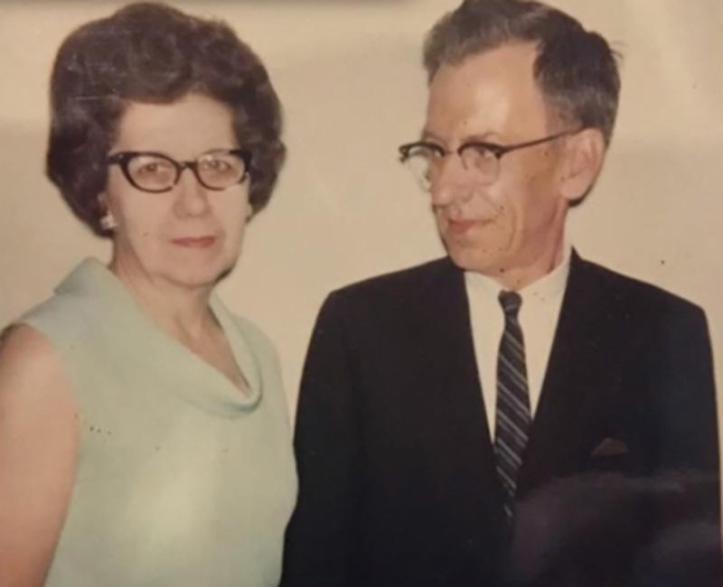 karen lehmann's parents refused to let her marry dennis