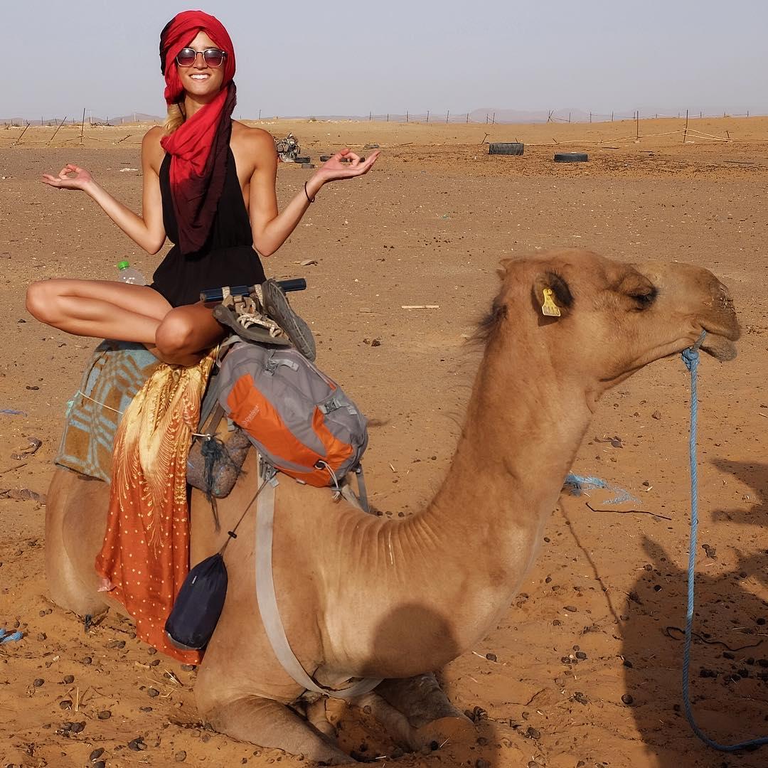 Sahara Desert, Merzouga - Lexie Alford