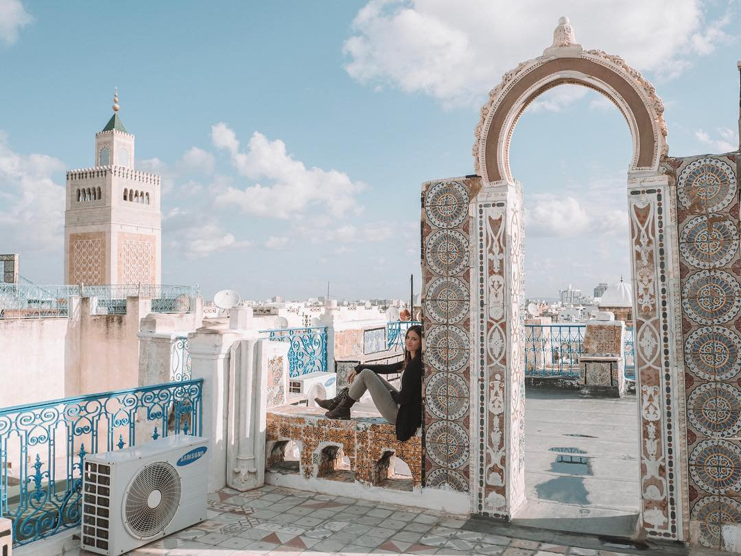 Tunis, Tunisia - lexie alford
