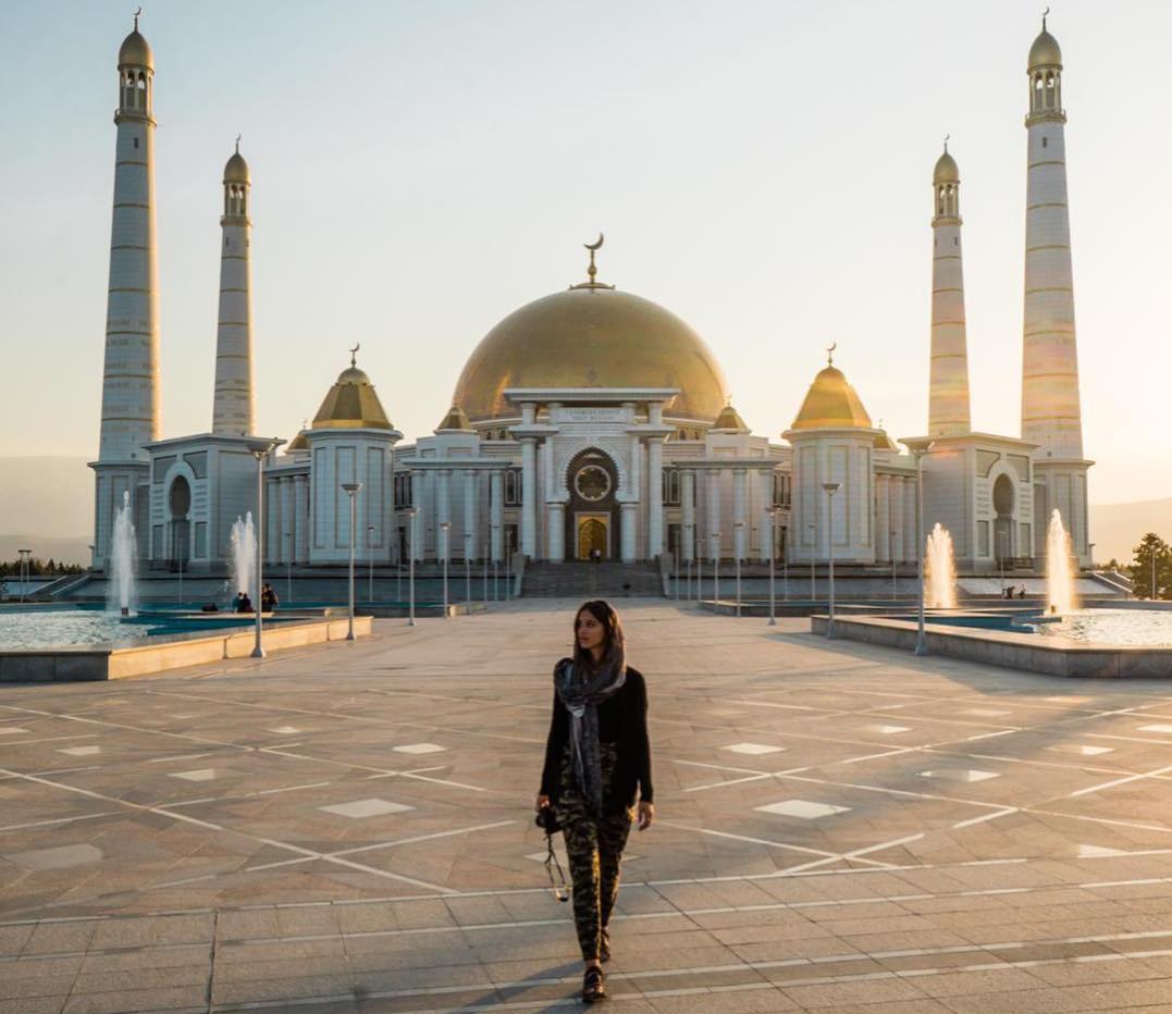 Ashgabat, turkmenistan - lexie alford