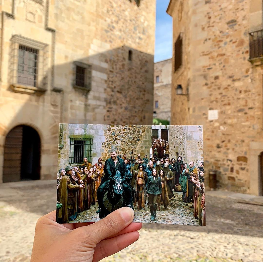 Game of Thrones filming location in small Spanish town