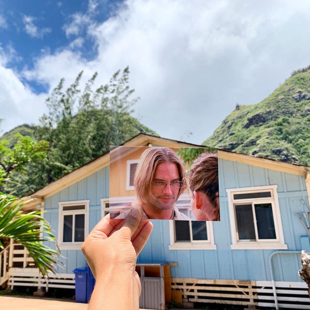 Lost Dharmaville real YMCA camp in Hawaii