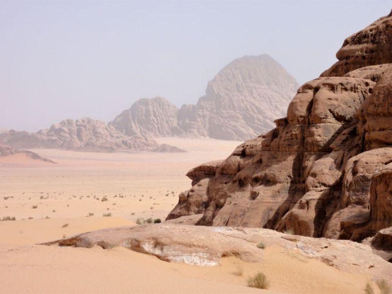 wadi rum desert jordan Andrea David photo