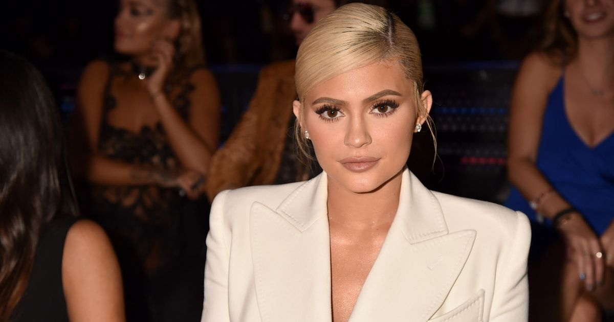 Kylie Jenner attends the 2018 MTV Video Music Awards