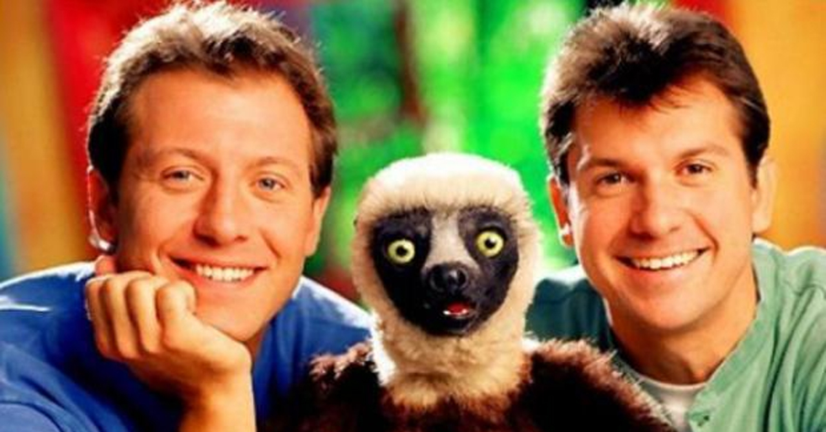 jovian the lemur with martin and chris kratt