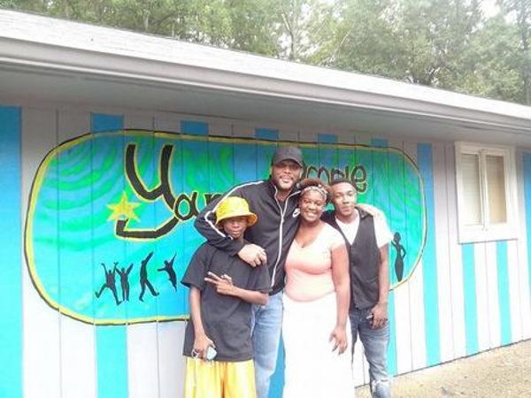 homeless youth shelter
