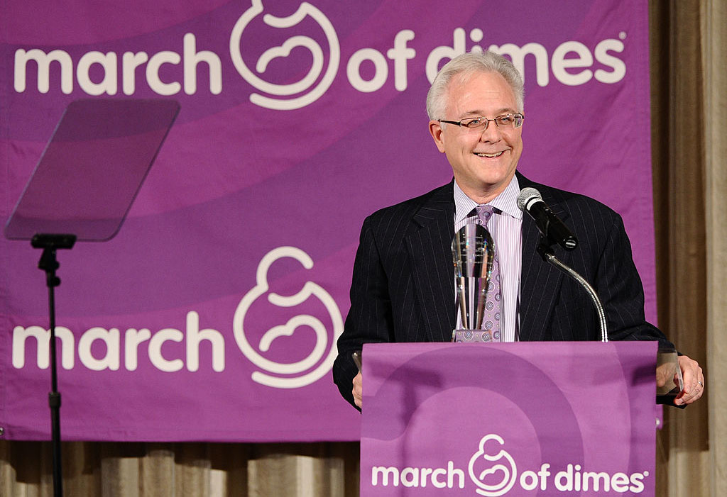 Speaker at March of the Dimes