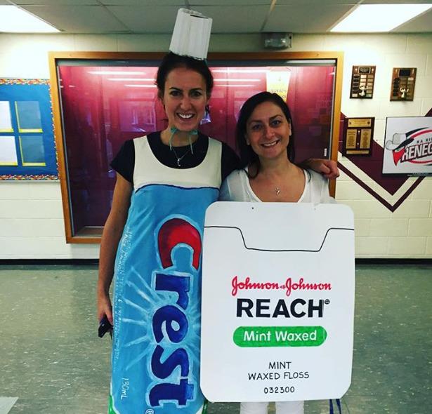 Teaching About Dental Hygiene