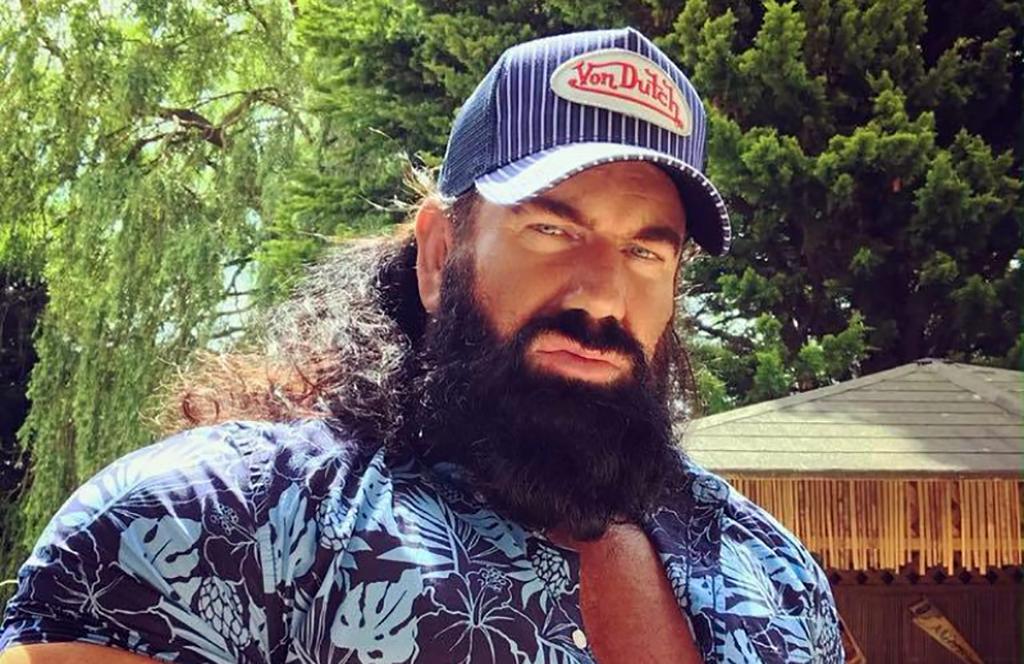Chris in Hawaiian shirt