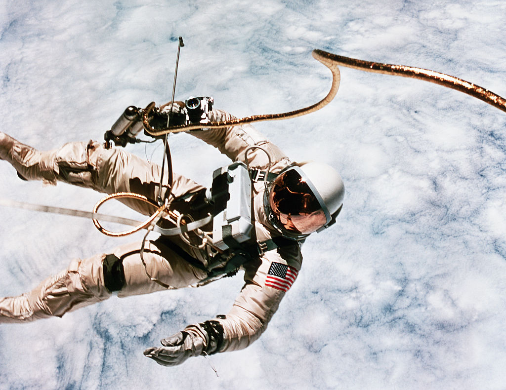 Spacewalks Are Still Done Today