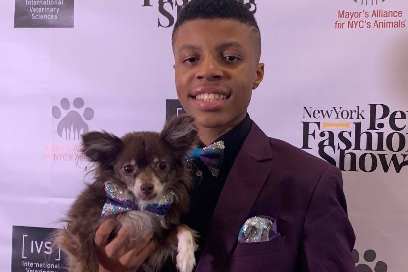 Sir-Darius-GoFundMe-NY-Pet-Fashion-Show