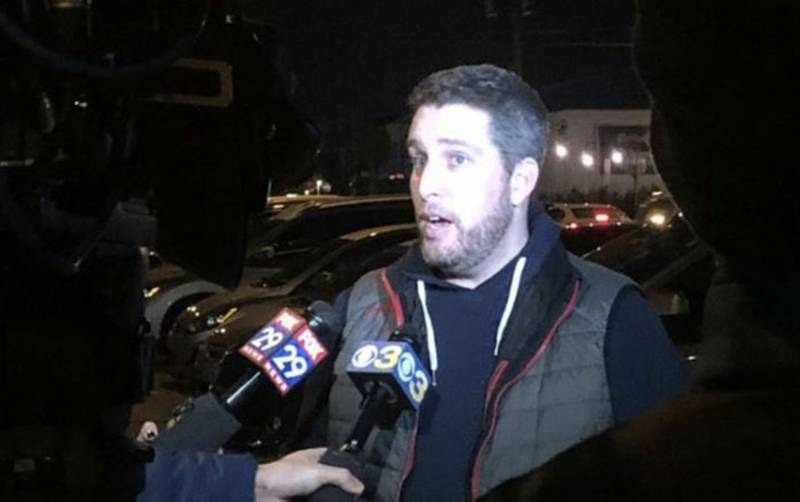 Jack Jokinsen interviews with FOX and CBS.