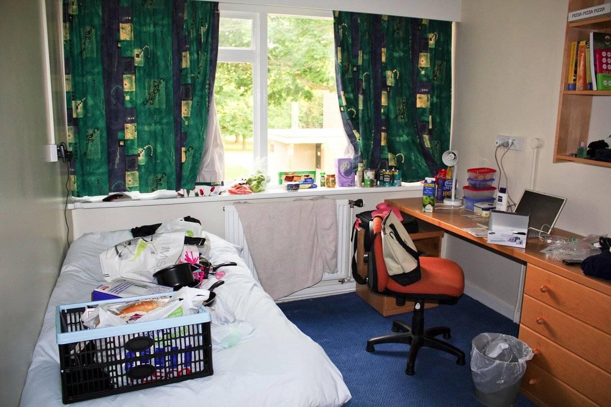 McKenna's Room Was Empty