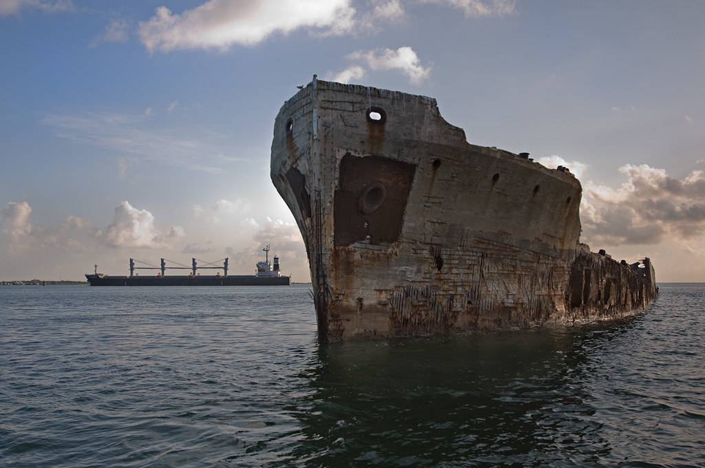 ss selma ship