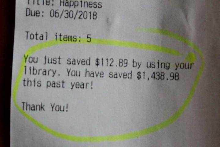When The Librarian Should Have Been In Marketing