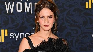 Emma Watson Studied On The Set Of Harry Potter