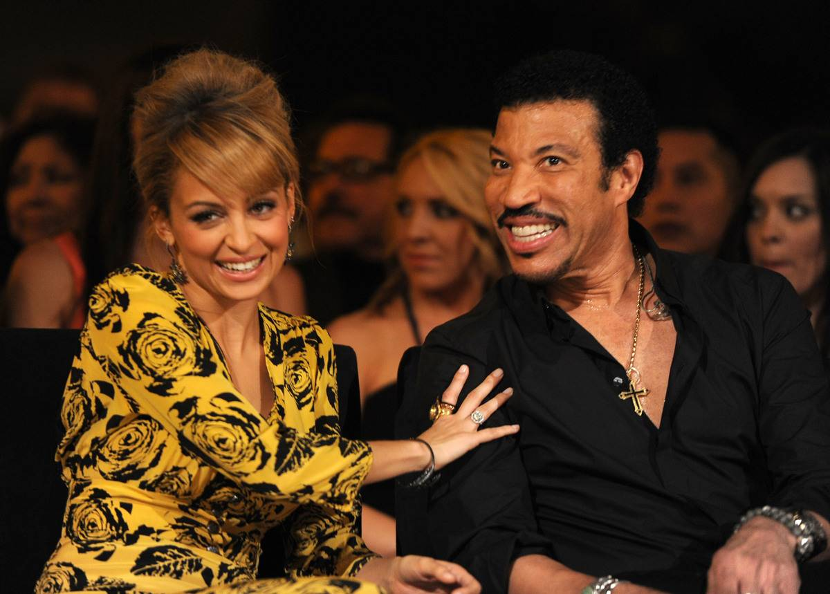 ACM Presents: Lionel Richie And Friends - In Concert - Backstage And Audience