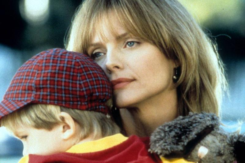 Michelle Pfeiffer In 'The Deep End Of The Ocean'