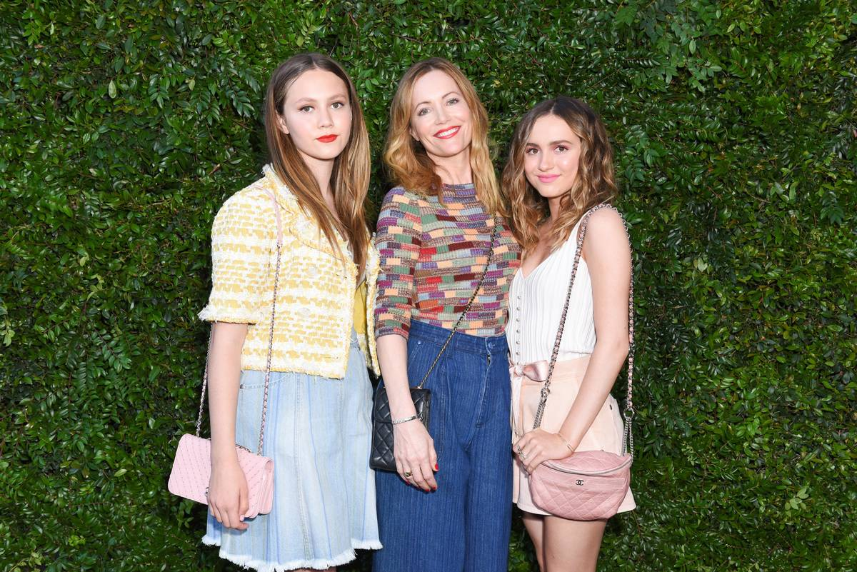 Leslie Mann's Daughter Didn't Appreciate Her Mom's Comment