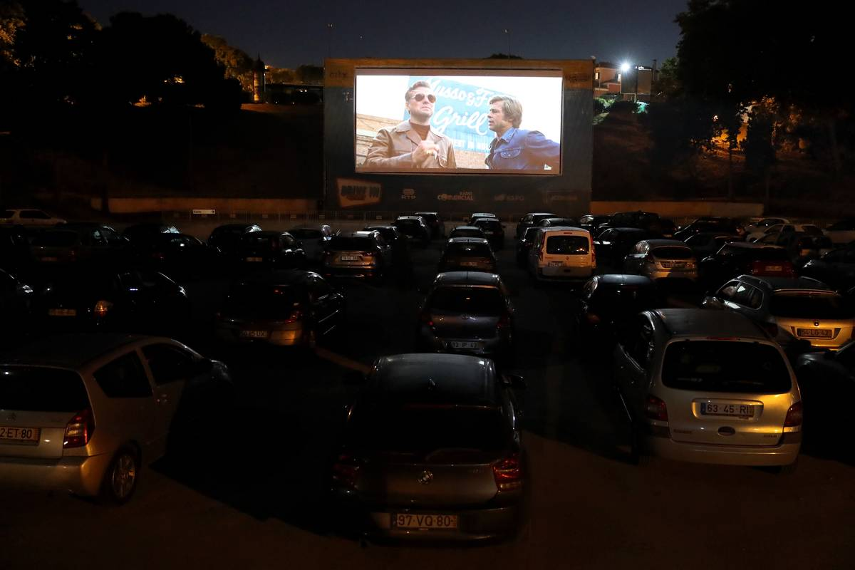 Drive-In Movie Theaters Made a Comeback