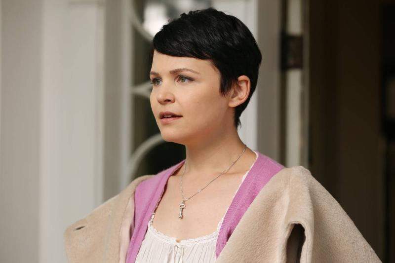 Ginnifer Goodwin Hid Her Tummy One Scene And Showed It The Next