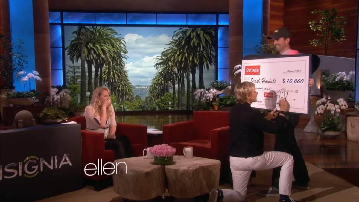 Screenshot of show